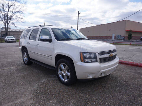 2013 Chevrolet Tahoe for sale at BLUE RIBBON MOTORS in Baton Rouge LA