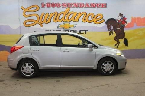 2012 Nissan Versa for sale at Sundance Chevrolet in Grand Ledge MI