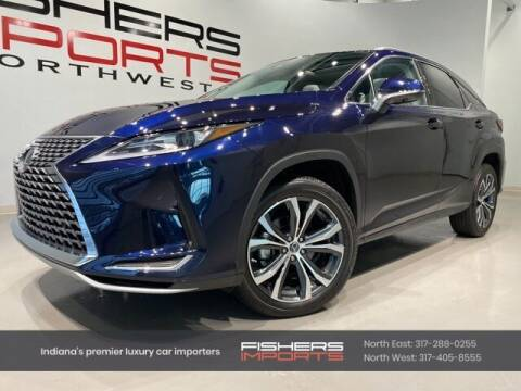 2020 Lexus RX 350 for sale at Fishers Imports in Fishers IN