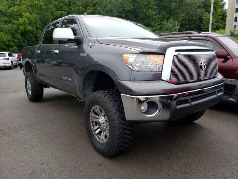 2012 Toyota Tundra for sale at Auto Solutions in Maryville TN