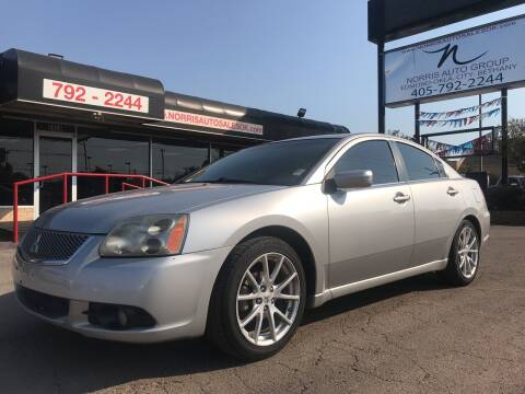 2012 Mitsubishi Galant for sale at NORRIS AUTO SALES in Oklahoma City OK