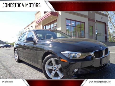 2015 BMW 3 Series for sale at CONESTOGA MOTORS in Ephrata PA