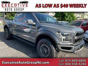 2018 Ford F-150 for sale at Executive Auto Group in Irvington NJ