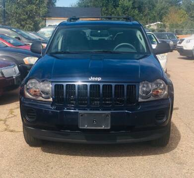 2005 Jeep Grand Cherokee for sale at First Class Motors in Greeley CO
