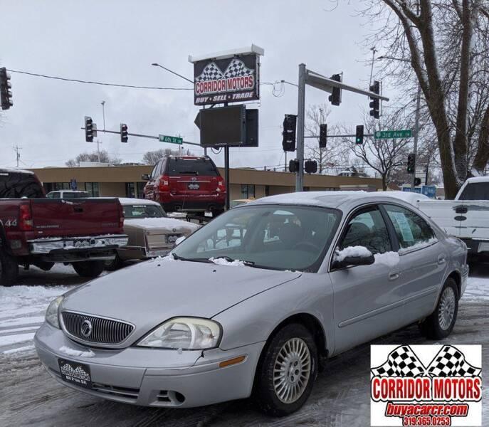 2005 Toyota RAV4 for sale at Corridor Motors in Cedar Rapids IA