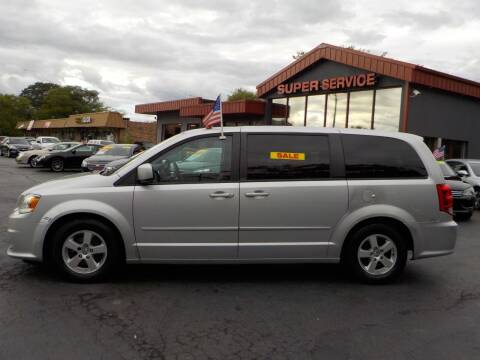 2011 Dodge Grand Caravan for sale at Super Service Used Cars in Milwaukee WI