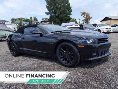 2014 Chevrolet Camaro for sale at Car Spot Of Central Florida in Melbourne FL