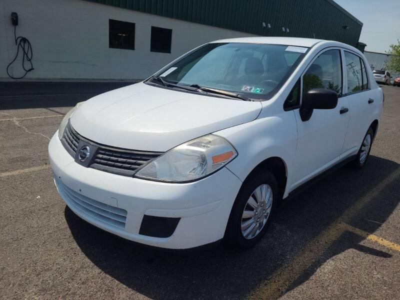 2009 Nissan Versa for sale at Penn American Motors LLC in Allentown PA