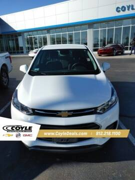 2018 Chevrolet Trax for sale at COYLE GM - COYLE NISSAN in Clarksville IN