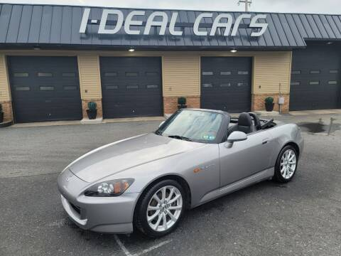 2007 Honda S2000 for sale at I-Deal Cars in Harrisburg PA