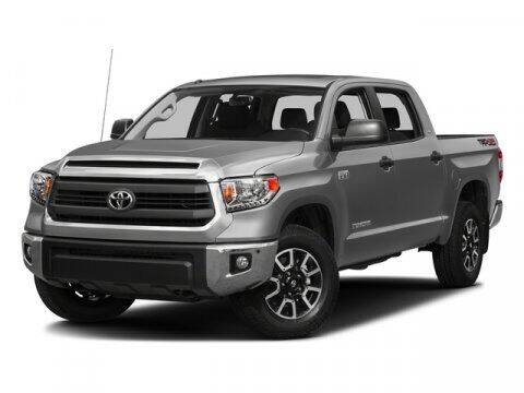 2016 Toyota Tundra for sale at STG Auto Group in Montclair CA