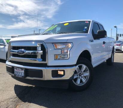 2017 Ford F-150 for sale at LUGO AUTO GROUP in Sacramento CA