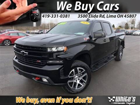 2020 Chevrolet Silverado 1500 for sale at White's Honda Toyota of Lima in Lima OH