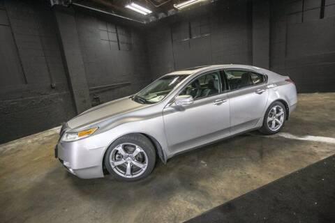 2010 Acura TL for sale at South Tacoma Mazda in Tacoma WA