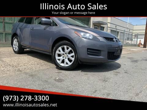 2009 Mazda CX-7 for sale at Illinois Auto Sales in Paterson NJ