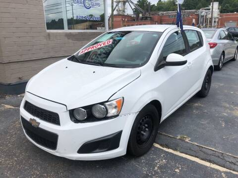 2013 Chevrolet Sonic for sale at Car Guys in Lenoir NC