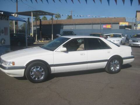 1994 Cadillac Seville for sale at Town and Country Motors - 1702 East Van Buren Street in Phoenix AZ