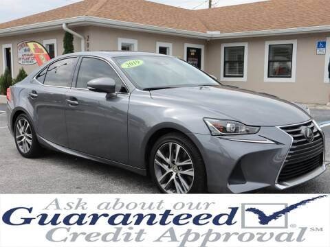 2019 Lexus IS 300 for sale at Universal Auto Sales in Plant City FL