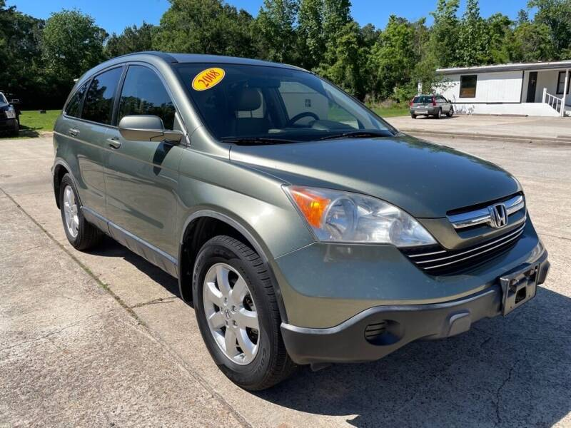 2008 Honda CR-V for sale at AUTO WOODLANDS in Magnolia TX