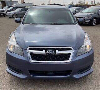 2013 Subaru Legacy for sale at Utah Credit Approval Auto Sales in Murray UT