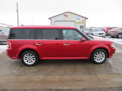 2010 Ford Flex for sale at Jefferson St Motors in Waterloo IA