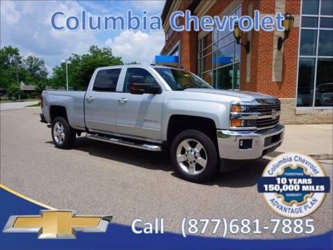 2017 Chevrolet Silverado 2500HD for sale at COLUMBIA CHEVROLET in Cincinnati OH