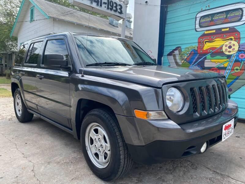 2017 Jeep Patriot for sale at Hi-Tech Automotive - Congress in Austin TX