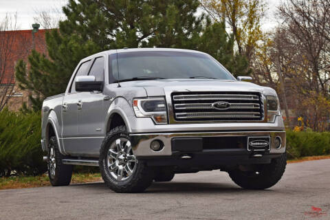 2013 Ford F-150 for sale at Rosedale Auto Sales Incorporated in Kansas City KS