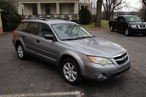 2008 Subaru Outback for sale at FENTON AUTO SALES in Westfield MA