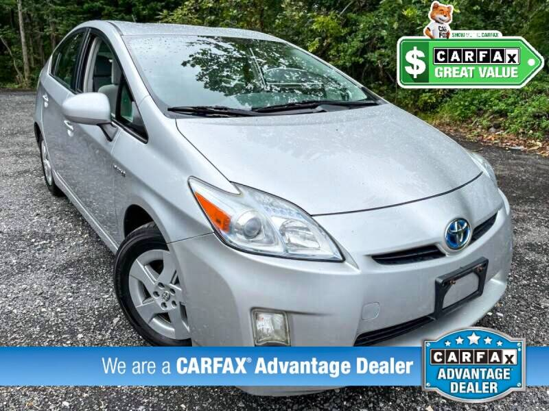 2011 Toyota Prius for sale at High Rated Auto Company in Abingdon MD