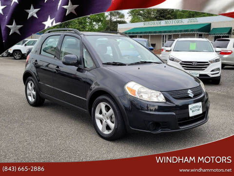 2008 Suzuki SX4 Crossover for sale at Windham Motors in Florence SC