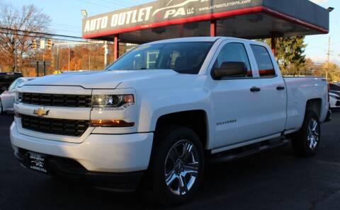 2017 Chevrolet Silverado 1500 for sale at Deals N Wheels 306 in Burlington NJ