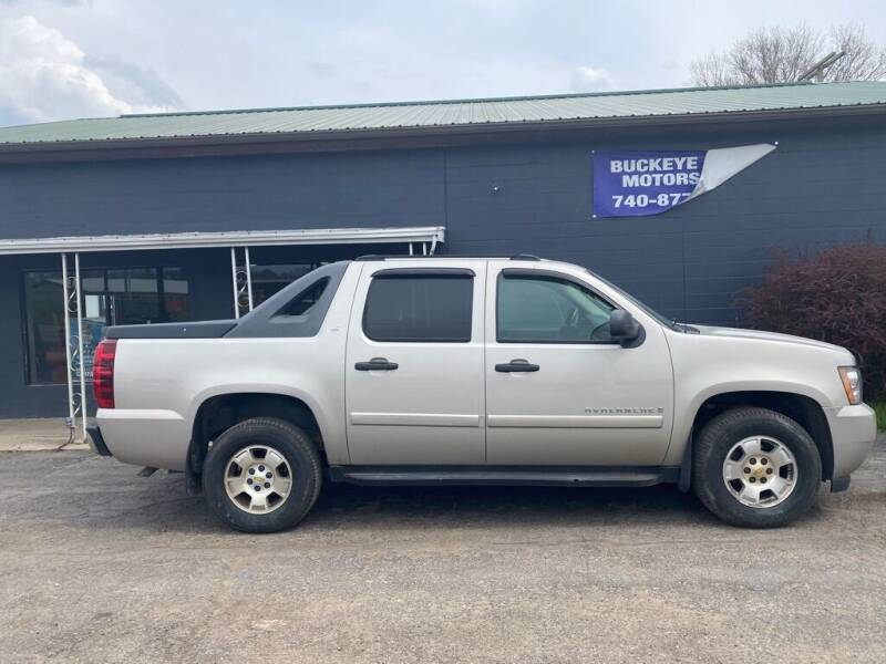 2009 Chevrolet Avalanche for sale in Mount Vernon, OH