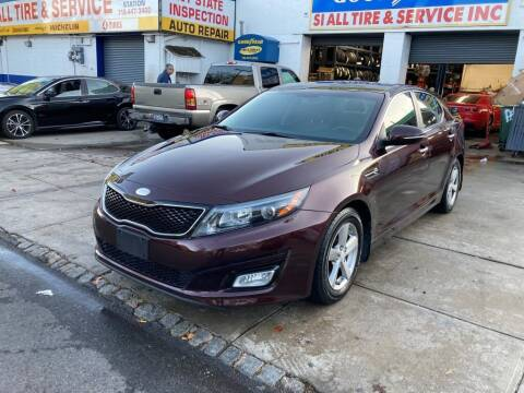 2014 Kia Optima for sale at US Auto Network in Staten Island NY