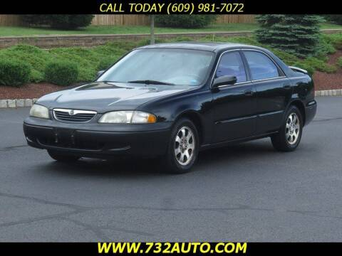 1999 Mazda 626 for sale at Absolute Auto Solutions in Hamilton NJ