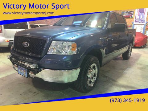 2006 Ford F-150 for sale at Victory Motor Sport in Paterson NJ