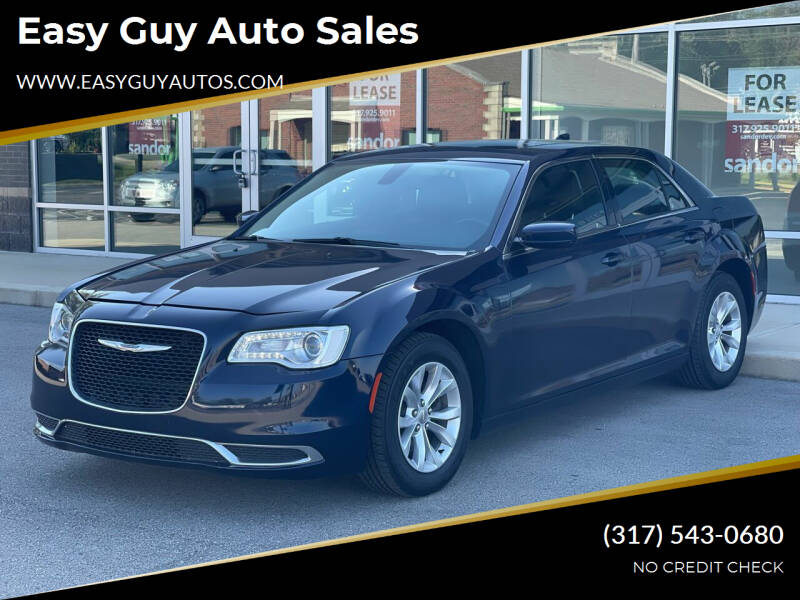 2016 Chrysler 300 for sale at Easy Guy Auto Sales in Indianapolis IN