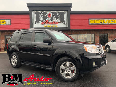 2011 Honda Pilot for sale at B & M Auto Sales Inc. in Oak Forest IL