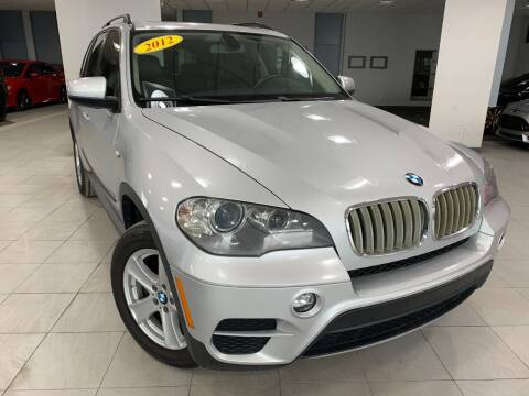 2012 BMW X5 for sale at Auto Mall of Springfield north in Springfield IL
