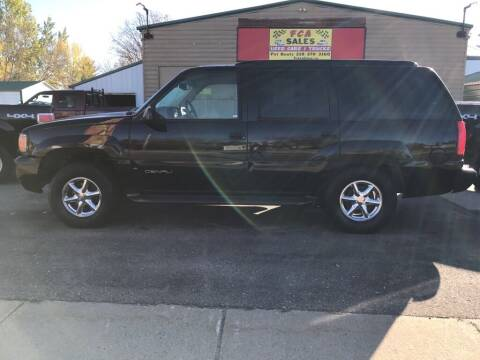 1999 GMC Yukon for sale at FCA Sales in Motley MN