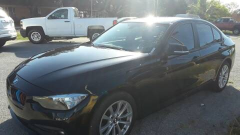 2016 BMW 3 Series for sale at RICKY'S AUTOPLEX in San Antonio TX