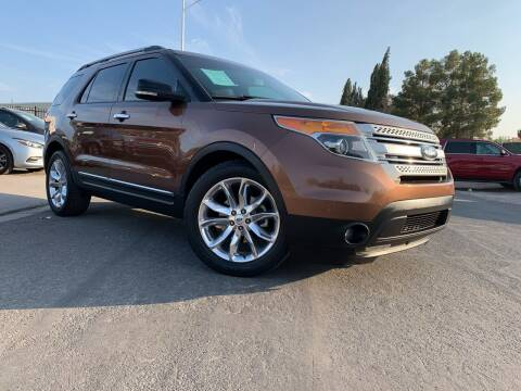 2012 Ford Explorer for sale at Boktor Motors in Las Vegas NV