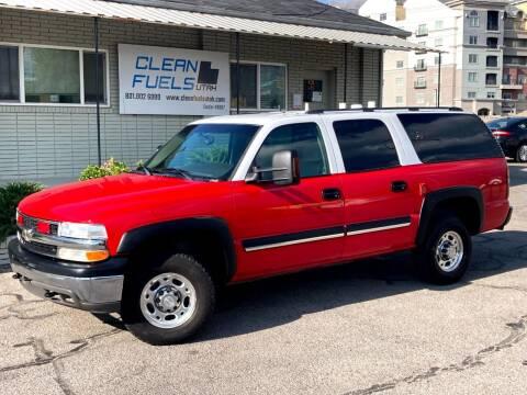 2006 Chevrolet Suburban for sale at Clean Fuels Utah in Orem UT