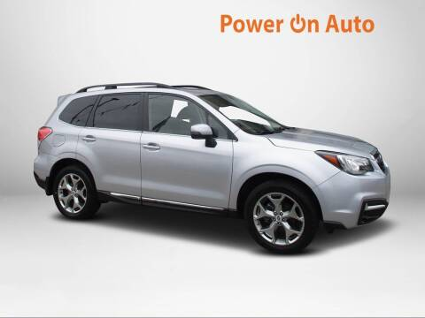 2017 Subaru Forester for sale at Power On Auto LLC in Monroe NC