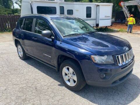 2015 Jeep Compass for sale at AutoStar Norcross in Norcross GA