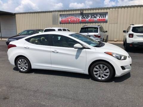 2011 Hyundai Elantra for sale at Stikeleather Auto Sales in Taylorsville NC