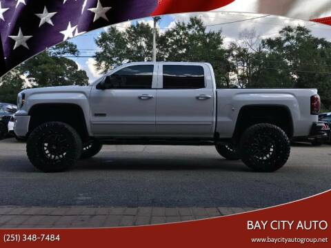 2017 GMC Sierra 1500 for sale at Bay City Auto's in Mobile AL