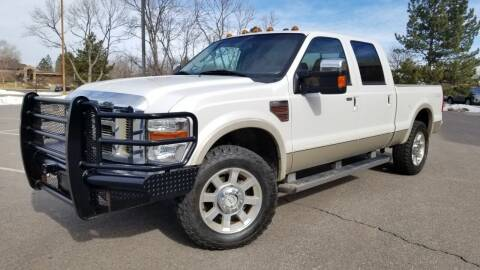 2010 Ford F-250 Super Duty for sale at LA Motors LLC in Denver CO