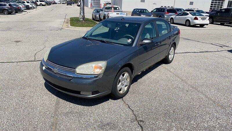 2005 Chevrolet Malibu for sale at WEINLE MOTORSPORTS in Cleves OH
