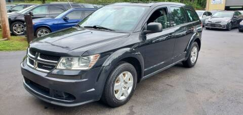 2012 Dodge Journey for sale at GEORGIA AUTO DEALER, LLC in Buford GA